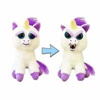 Feisty Pets Glenda Glitterpoop The Unicorn Plush Figure NEW IN STOCK