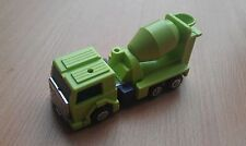 Transformers G1 1985 MIXMASTER IGA (mexican) devastator Plasticos