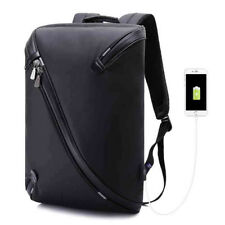 KAKA Waterproof Backpacks Laptop Bags USB Rucksacks School Satchel Travel Packs