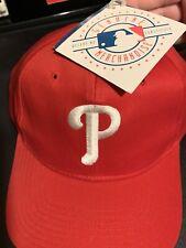 Philadelphia Phillies Vintage 90s Snapback hat MLB Tags Twins Enterprise NWT