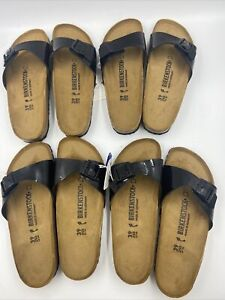 birkenstock Lot Of 17 Pairs Of Madrid Styles Sandals Size 39 N , Lot2