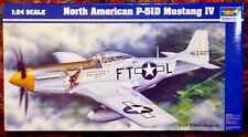 P-51D Mustang IV Trumpeter 1/24