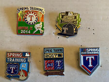 5 Texas Rangers MLB Spring Training Cactus League Arizona