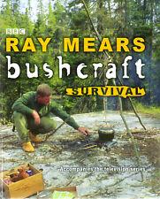MEARS RAY HUNTER GATHERER & SURVIVAL BOOK BUSHCRAFT SURVIVAL hardback BARGAIN