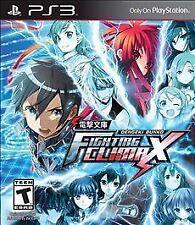 NEW FACTORY SEALED Dengeki Bunko: Fighting Climax (Sony PlayStation 3, 2015)