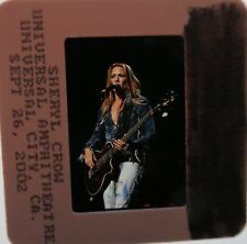 SHERYL CROW Soak Up the Sun Strong Enough All I Wanna Do Easy HOME SLIDE 29