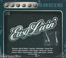Easy Livin' *1 (2003) 2CD NUOVO Uriah Heep Lady in Black Exile Kiss you all over