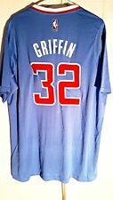 Adidas Swingman 2014-15 Jersey Los Angeles Clippers Griffin Shrt Slv sz XL