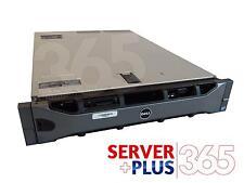 "Dell PowerEdge R710 2.5"" Server, 2x 2.93GHz 6 Core, 128GB, 8x 450GB, 2x RPS"