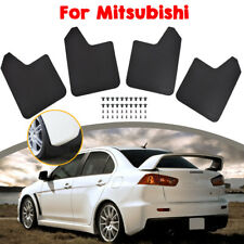Mud Flaps Splash Guards Mudguards For Mitsubishi Lancer Evolution Colt Carisma
