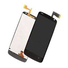 HTC Desire 500 Touch Screen Digitizer + LCD Display Glass Panel Pad Black UK