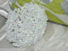 """Crystal  'Elegance' Wedding brides crystal Bouquet  6"""""""
