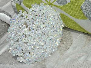 "Crystal  'Elegance' Wedding bridesmaids size crystal Bouquet  5"""