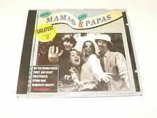 "THE MAMAS & THE PAPAS ""GREATEST HITS VOLUME 2"" CD DYNAMIC 1992"