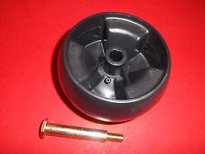 """NEW 5"""" DECK WHEEL & BOLT FITS  CUB CADET RIDERS TRACTORS  12648 RT 1 WHEEL"""