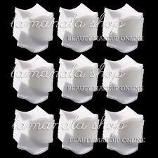 900 Pcs WIPES for Nail Art POLISH ACRYLIC REMOVER Facial Cleaning Makeup Salon