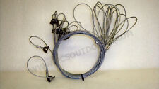 """Ausable 2 ft. 1/16"""" Special Under Ice Beaver Snares"""