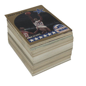 1990s Basketball Card Lot of125 Cards Assorted Players/Manufacturers NM [SPC]