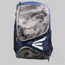 Easton Sports Utility 2.0 Baseball/Softball Backpack - Camo/Navy (NEW) Lists@$50