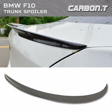 Stock IN US BMW 5-Series F10 4D ABS Performance Type Trunk Spoiler  Painted #A52