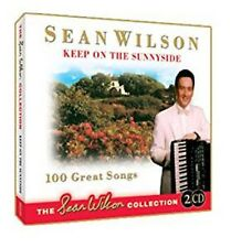 SEAN WILSON KEEP ON THE SUNNYSIDE 2 CD BOX SET