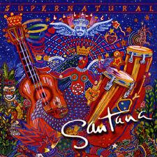 Supernatural by Santana (CD, Jan-2017)