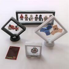 4 x Scatola regalo in pellicola trasparente, espositore per gioielli, supporto