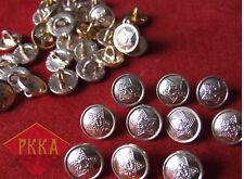 10 NEU Knöpfe Knopf Rote Armee Soviet Army military Button UdSSR Sowjetunion