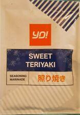 3 x YO Sweet Teriyaki Seasoning Marinade 35g