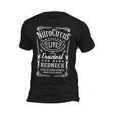 Nitro Circus Redneck Label Men T-shirt