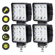 LED Arbeitsscheinwerfer Rückleuchten Scheinwerfer Anhänger 4X 48W 12V 24V