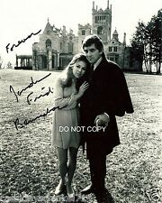 Jonathan Frid as Barnabas Collins Dark Shadows 8x10 Reprint Signed Photo #1 RP