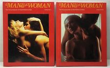 Man & Woman The Encyclopedia Of Adult Relationships Vol 1 & 2 Hardcover Book Set