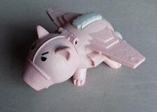 Pixar Toy Story Hamm Pink Pig Spaceship Evil Dr. Pork Chop No Barrel