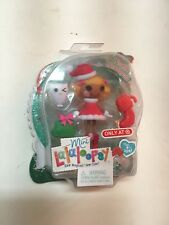 Lalaloopsy Mini Doll Christmas Noelle Northpole Target Exclusive Figure New 2014