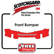 Kits for GMC - 3M 948 SGH6 PRO SERIES Scotchgard Paint Protection - Main Bumper