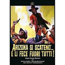 DvD ARIZONA SI SCATENO' E LI FECE FUORI TUTTI - (1970) Western......NUOVO