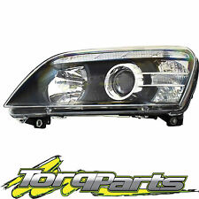 HEADLIGHT LH SUIT WM STATESMAN CAPRICE HOLDEN 06-13 HEADLAMP HEAD LIGHT LAMP
