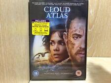Cloud Atlas DVD New & Sealed Tom Hanks Halle Berry