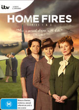 HOME FIRES: Seasons 1-2 DVD TV SERIES BEST MUSIC 4DISC GIFT BOX SET BRAND NEW R4