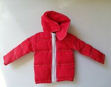 1/6 Scale Action Figure Red Parka Anorak Coat For Action Man Enterbay Hot Toys