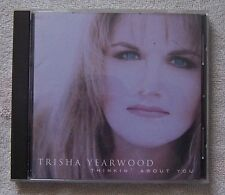 Thinkin' About You by Trisha Yearwood (CD, 2003) Very Good Condition