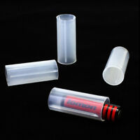 2Pcs 18650 to 26650 Battery Converter Case Sleeve Adapter Plastic B JnNML$PF