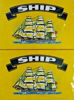 10 x Ship Safety Matches