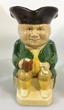 "Wood & Sons Toby Jug Mug 7""  #1 Large Made in England"