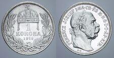 1 KORONA 1915 FRANCESCO GIUSEPPE UNGHERIA