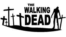 The Walking Dead Car Bumper Vinyl Sticker