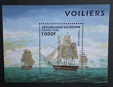 Benin (1996) Ancient Sailing Ships / Boats / Sailing - Mint (MNH)