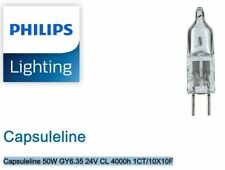 Capsuleline 50W GY6.35 24V CL 4000h 1CT/10X10F 13090
