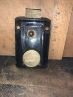 Antique Vintage Yale Deadbolt Door Lock Latch Bolt. Reclaimed